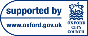 Supported by Oxford City Council